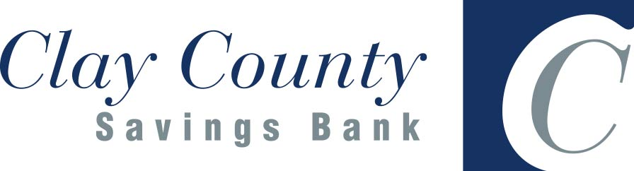 Clay County Savings logo